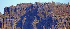 Nach längerer Pause die für mich schönste Felsengruppe wieder mal aufgenommen...