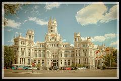 Nach Madrid ist nur der Himmel schöner