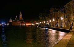 Nach Mitternacht auf Giudecca