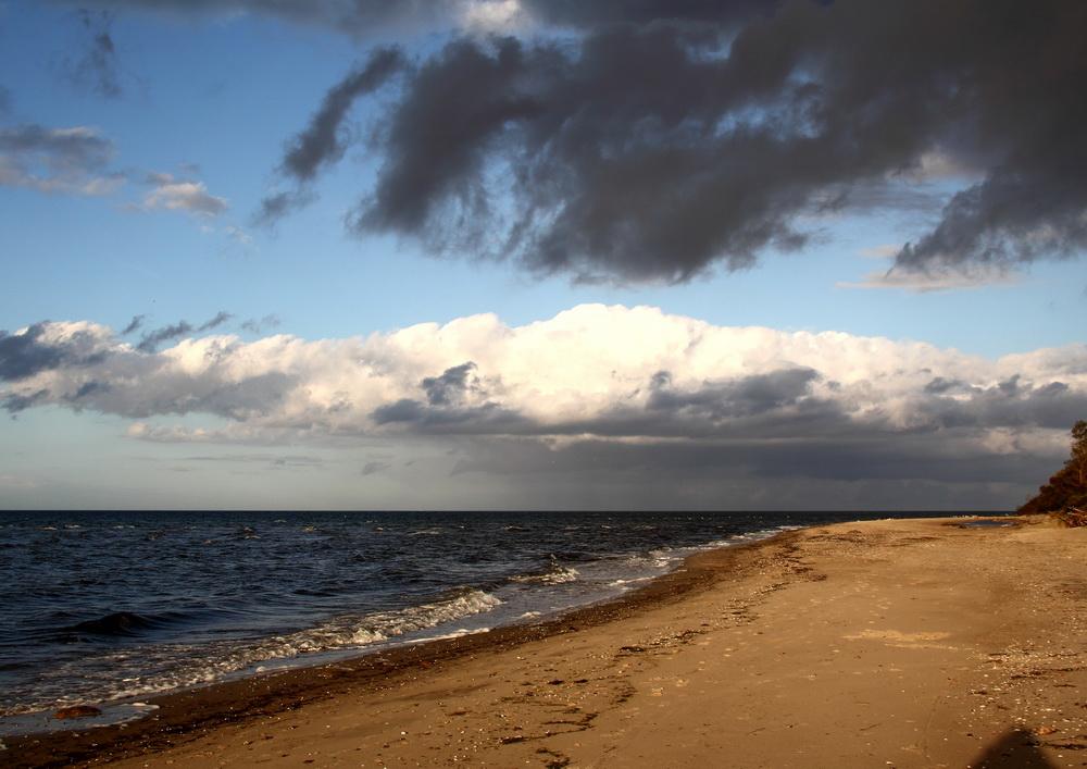 Nach Wolken kommt auch immer wieder Sonne.