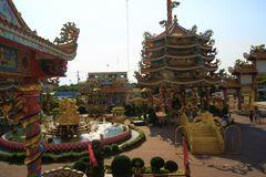 Nacha Sa Thai Chue Shrine -- Bang Saen Chonburi