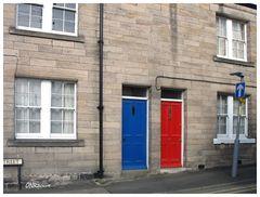 Nachbarstüren in Corbridge