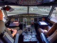 Nachflugkontrolle A320