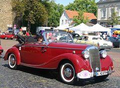 Nachkriegs - Cabrio