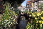 Nachmittag in Colmar...
