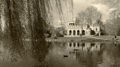 Nachmittags im Schlosspark