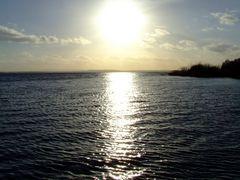 Nachmittagswintersonne am Steinhuder Meer