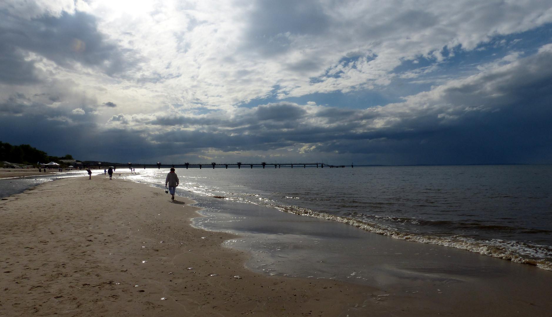Nachsaison an der Ostsee IV.