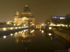 Nacht am Berliner Dom