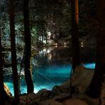 Nacht am Blausee