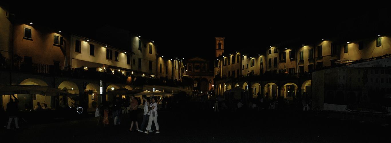 Nacht am Marktplatz