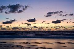 Nacht am Westerländer Strand