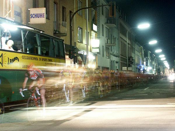 Nacht der Sprinter I