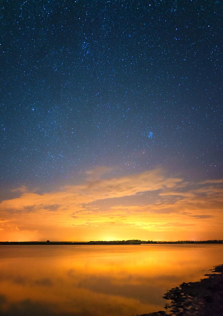 Nacht Der Sternschnuppen