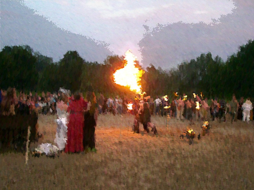 Nacht des Feuers