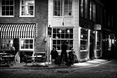 Nacht in Amsterdam