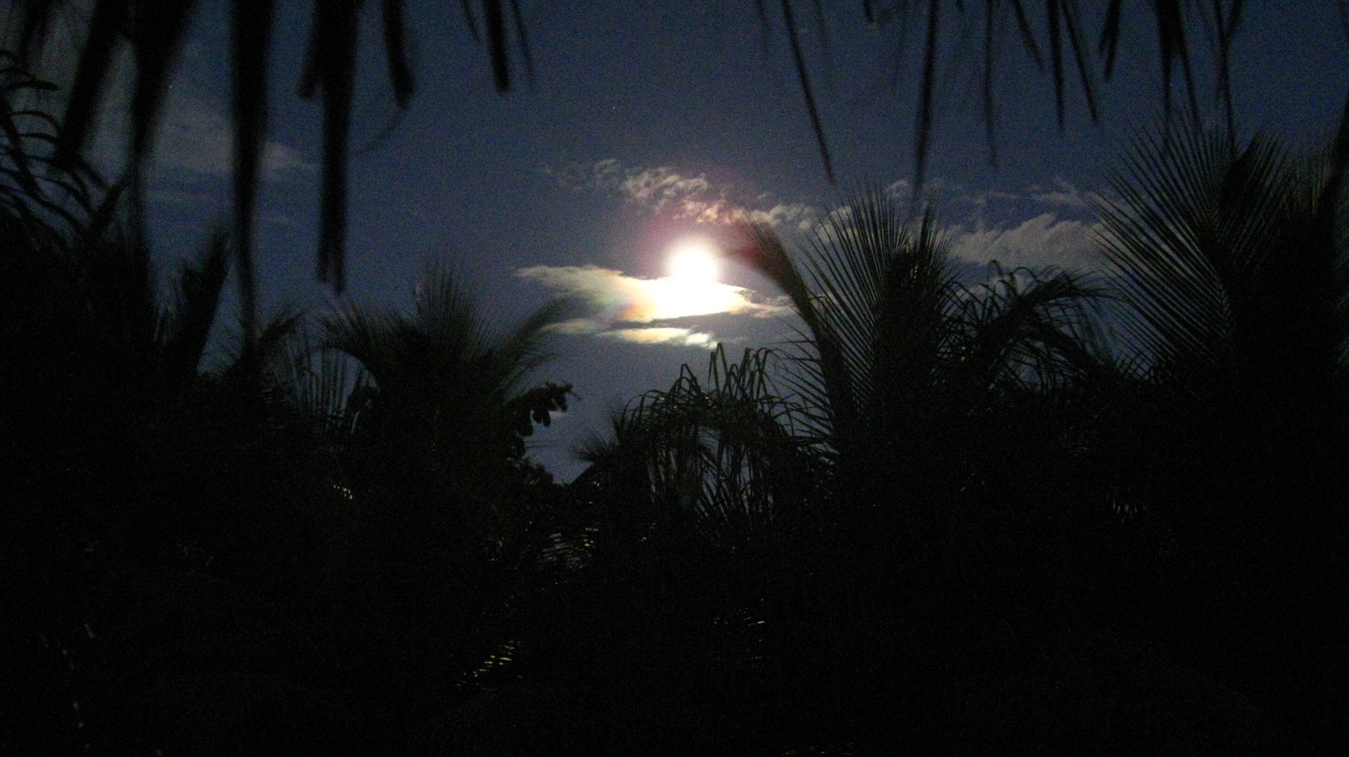 Nacht in Costa Rica