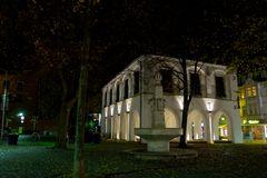 Nacht in Erkelenz .