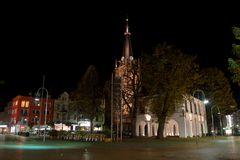 Nacht in Erkelenz..