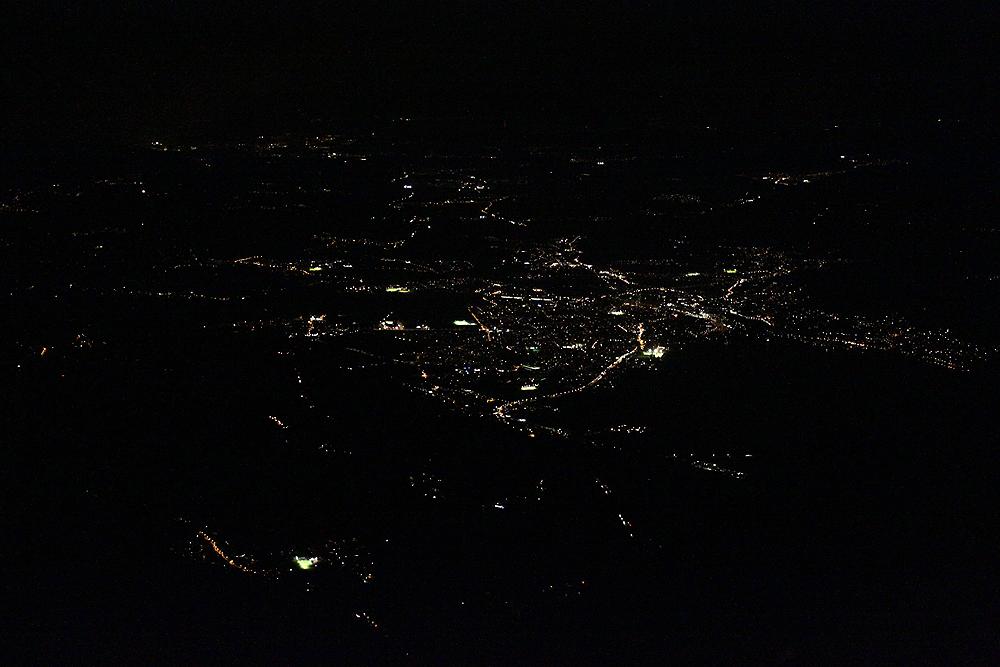 Nacht in Thun