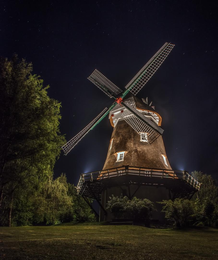 Nacht- Mühle