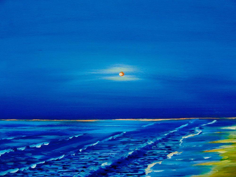 Nacht See