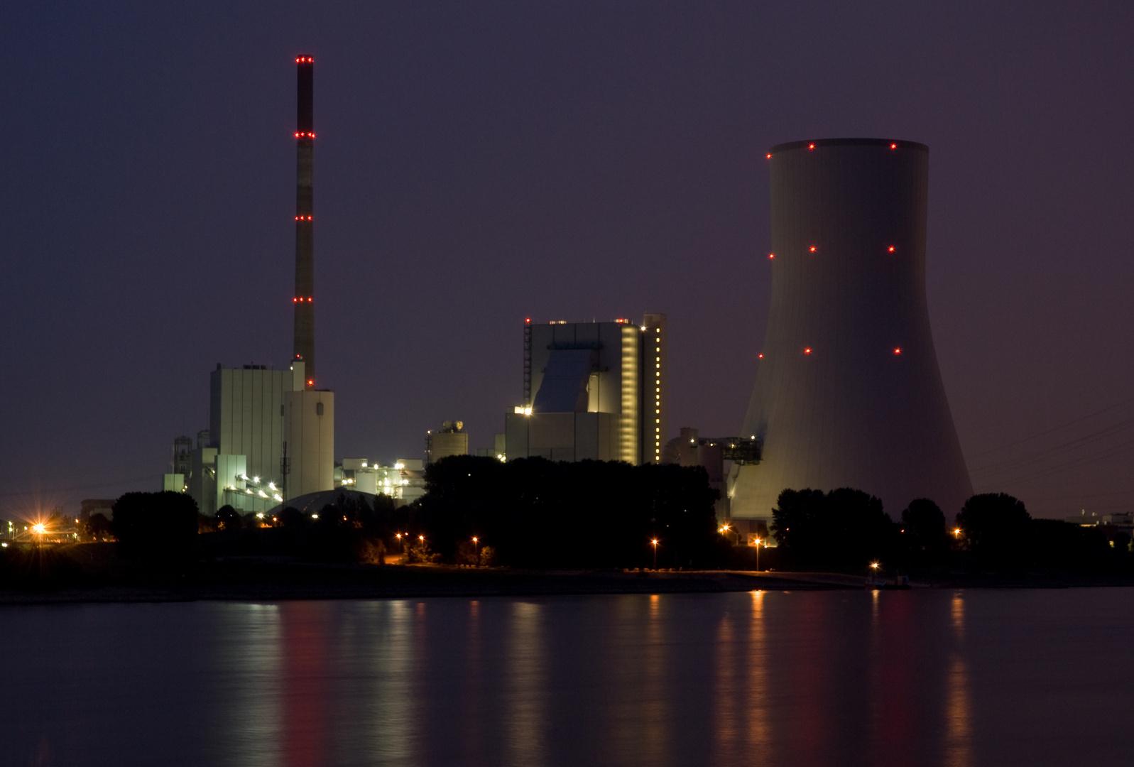 Nacht-Strom
