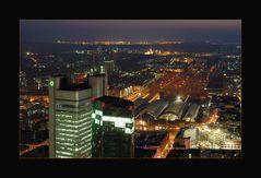 Nacht über Frankfurt