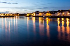 Nacht über Galway