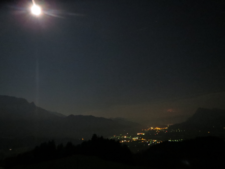 Nacht über Kufstein