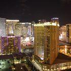 Nacht über Las Vegas