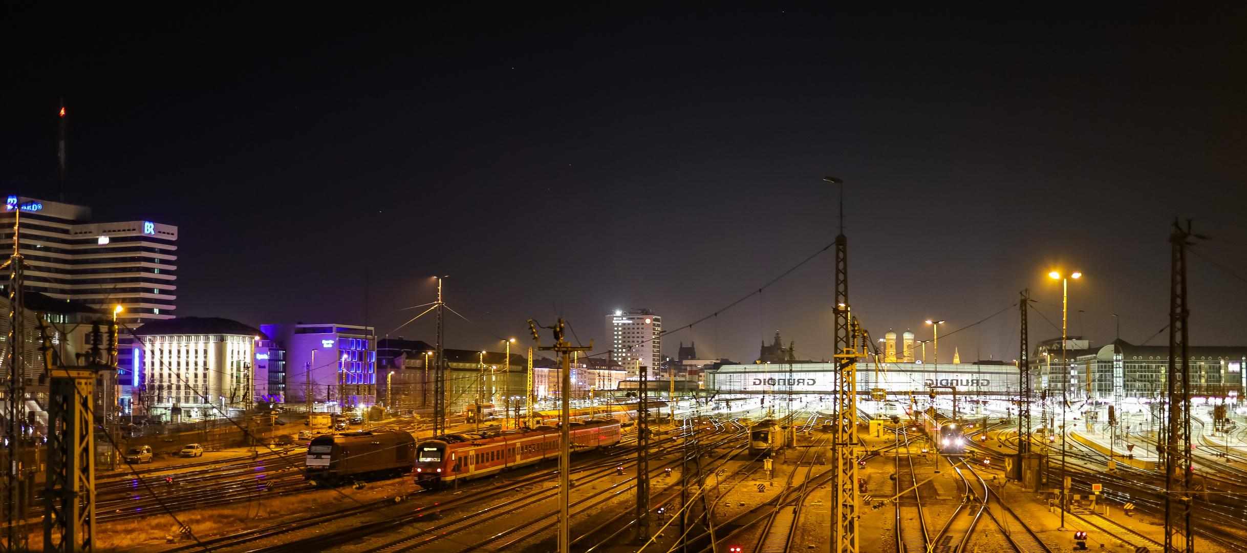 Nacht über München