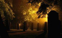 Nacht-und-Nebel-Friedhofsausflug #1