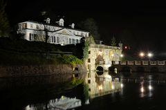 Nacht und Schloss