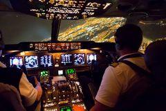 Nachtanflug VCP