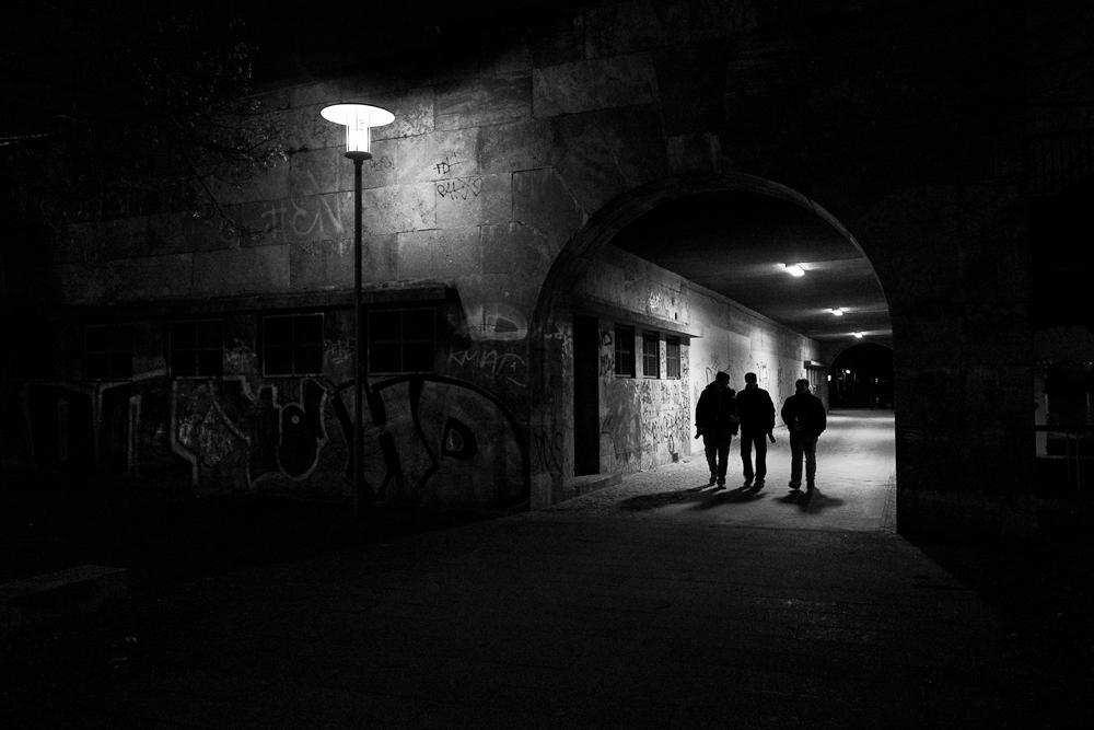 Nachtbegegnung