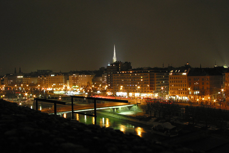 Nachtblick in den Ersten