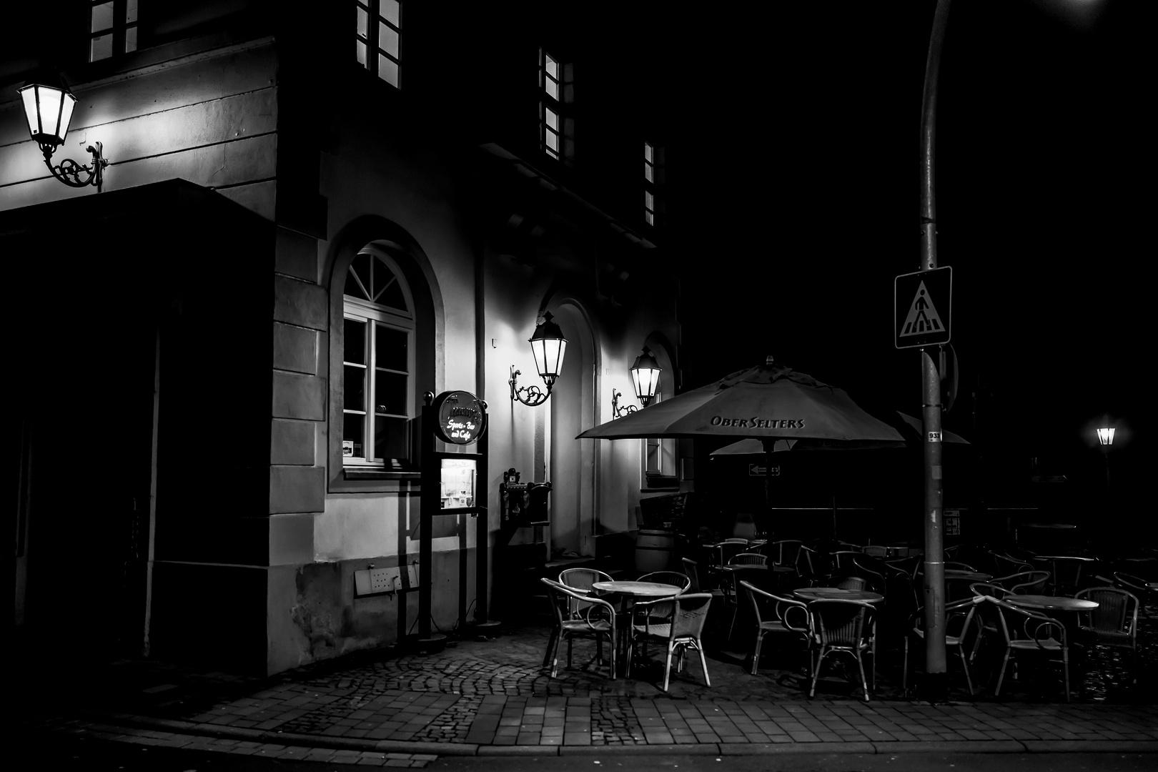 Nachtcafe Thema