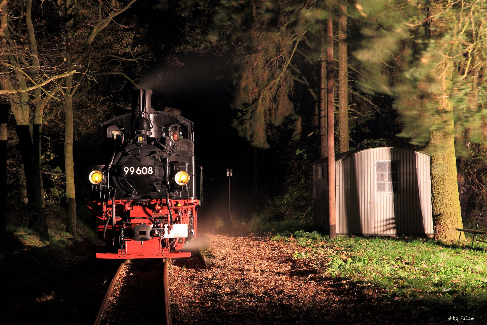 Nachtexpress nach Mesendorf
