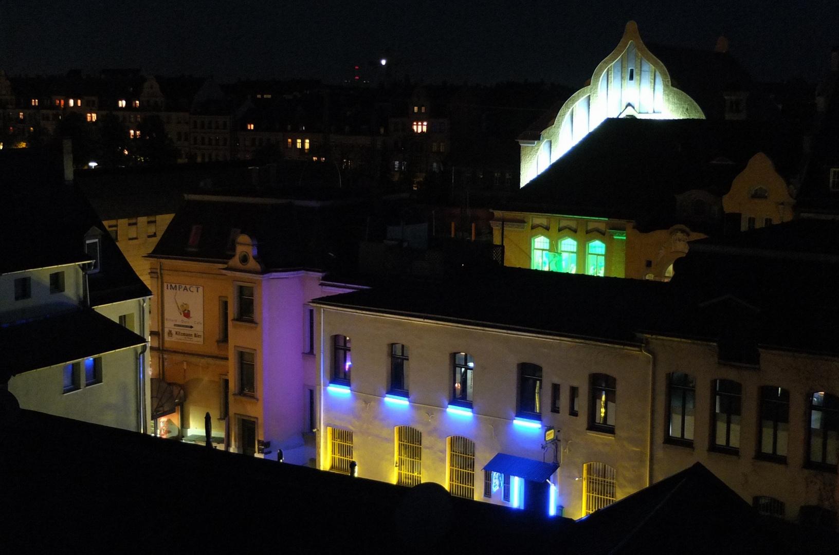 Nacht:farben