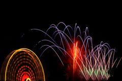 Nachtfotografie Feuerwerk