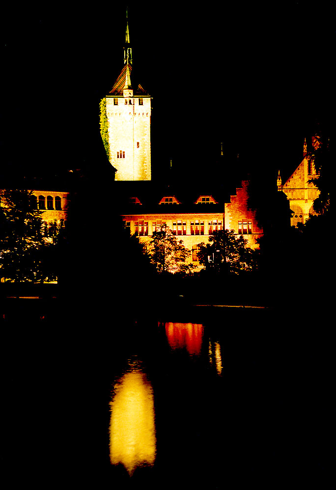 Nachtimpressionen Zürich (3)