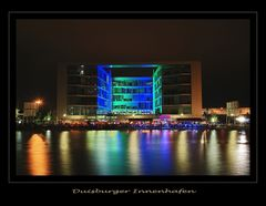 Nachtleben am Innerhafen