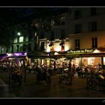 Nachtleben in Paris
