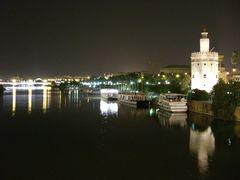 Nachtleben in Sevilla