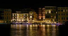 Nachtleben in Venedig