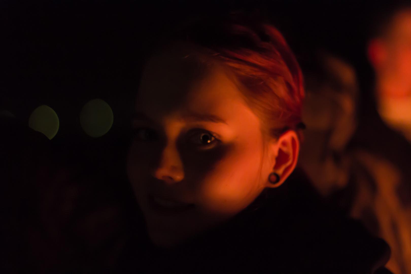 Nachtportrait