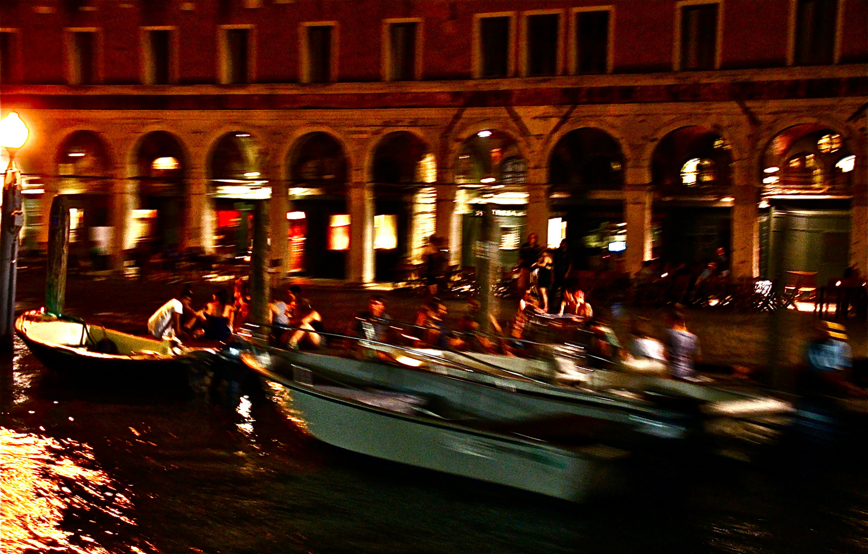 nachts am canale II