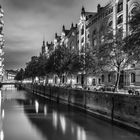 Nachts am Kanal