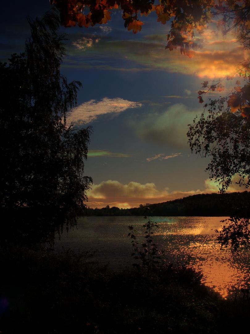 Nacht's am See
